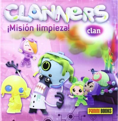 MISION LIMPIEZA. CLANNERS
