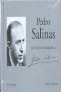 PEDRO SALINAS / ANTOLOGIA PERSONAL / PD. (INCLUYE CD) Cover Image