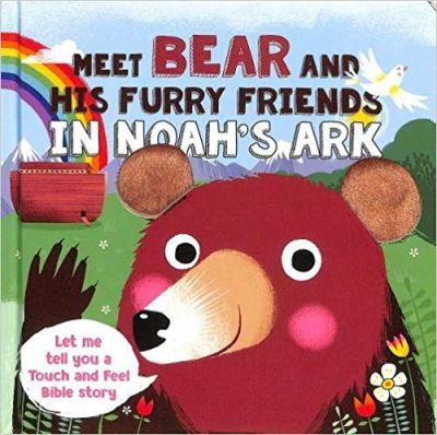 Meet Bear and His Furry Friends in Noah's Ark