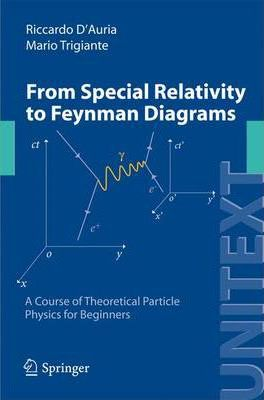 From Special Relativity to Feynman Diagrams 2012