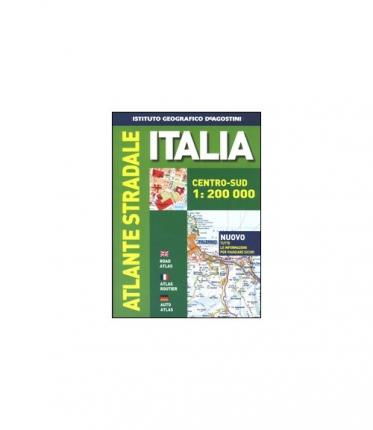 Italy Central - South Atlas