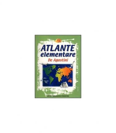 Atlante elementare. Con carta dell'Unione Europea 2004
