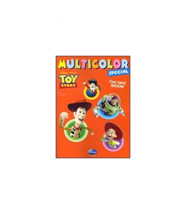 Toy story. Multicolor special
