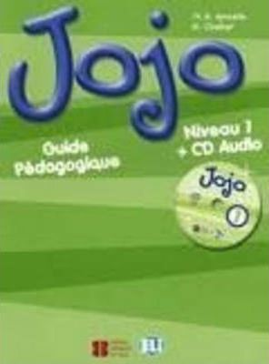 Jojo : Teacher's Book & audio CD 1