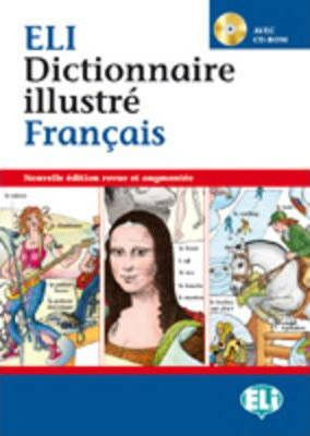 ELI Picture Dictionary & CD-Rom : Dictionnaire illustre + CD-Rom