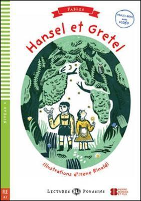 Young ELI Readers - Fables : Hansel et Gretel + Video Multi-ROM