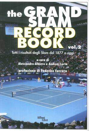 The grand slam record book
