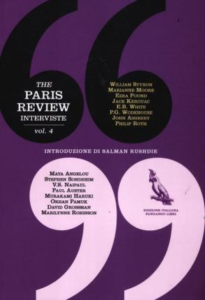 The Paris Review. Interviste