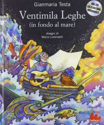 Ventimila leghe (sotto i mari). Con CD Audio