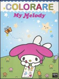 Colorare. My Melody