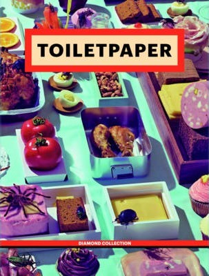 Toiletpaper Diamond Collection (Limited Edition)