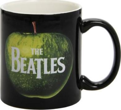 TAZA APPLE THE BEATLES