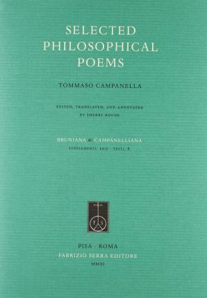 Selected philosophilal poems