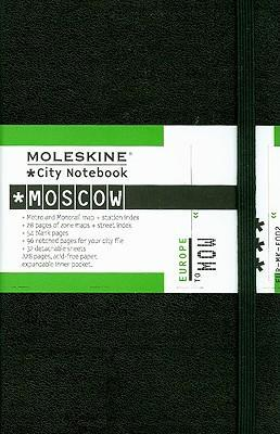 City Notebook Moscow