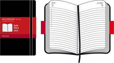 Large Daily Diary 2010