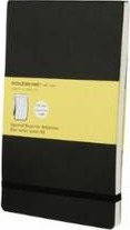 Moleskine Soft Cover Large Squared Reporter Notebook