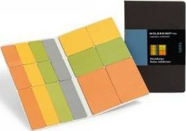 Moleskine Folio Full Colour Pocket Stick Notes