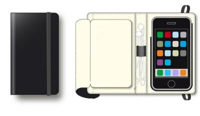 Moleskine Folio Smart Phone Cover