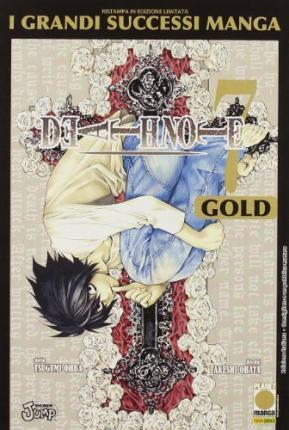 Death Note Manga Gold