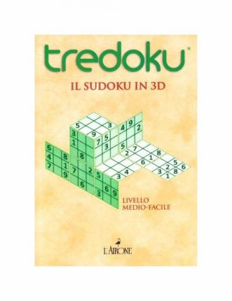 Tredoku. Il sudoku in 3D. Medio-facile