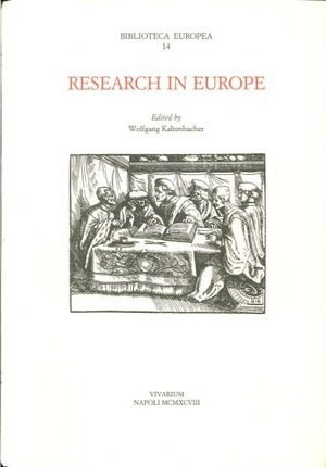 Research in Europe.