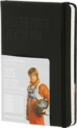 2013 Moleskine Star Wars Limited Edition Pocket 12 Month Weekly Dairy