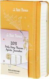 Moleskine Petit Prince Limited Edition Orange Pocket Hard Daily Diary 2013