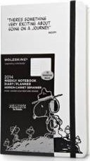 2014 Moleskine Peanuts Limited Edition Large 12 Month Weekly Notebook