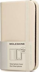 Moleskine Khaki Beige Iphone 5/5s Cover