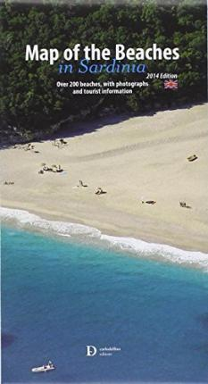 Map of the Beaches in Sardinia. Over 200 Beaches, With Photografhs and Tourist Information.