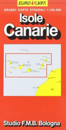 Isole Canarie 1:150.000