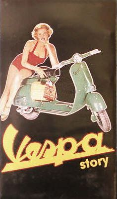 The Vespa Story (Vhs Video)