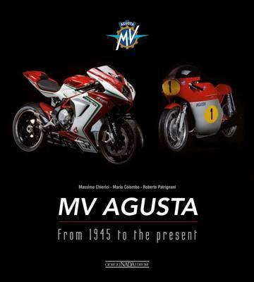 MV Agusta : From 1945 to the Present
