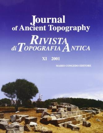 Journal of ancient topography-Rivista di topografia antica