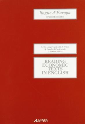 Reading economic texts in english