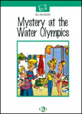 Ready to Read - White Line: Mystery at the Water Olympics - Book