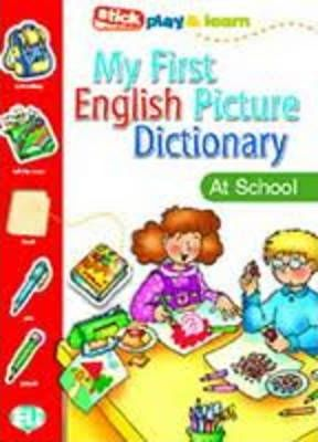 My First English Picture Dictionary