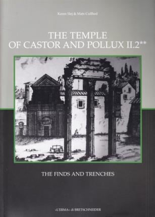 The Temple of Castor and Pollux Ii,2