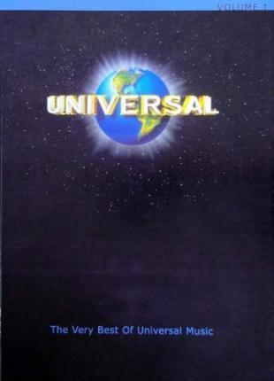 The Very Best of Universal Music (Piano/Vocal/Guitar): Part 1