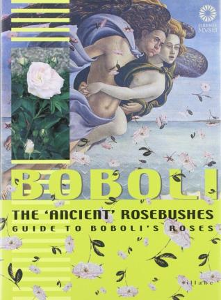 Boboli. The «ancient» rosebushes. Guide to Boboli's roses
