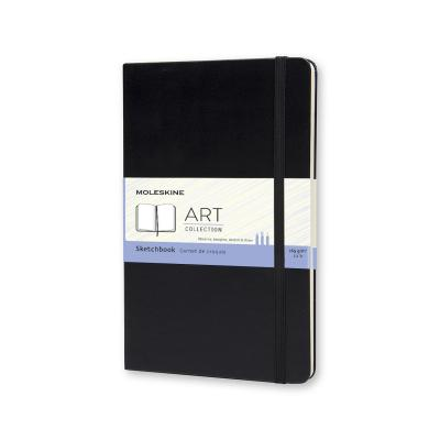Moleskine Large Sketchbook Black