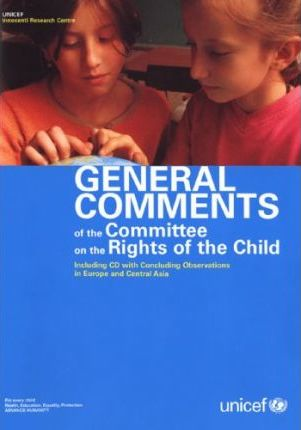 General Comments of the Committee on the Rights of the Child
