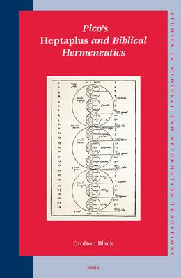 Pico's <i>Heptaplus</i> and Biblical Hermeneutics