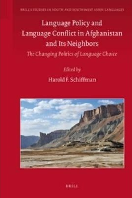 Language Policy and Language Conflict in Afghanistan and Its