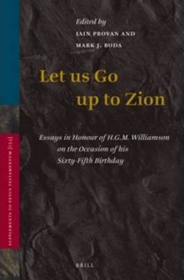 Let Us Go Up to Zion