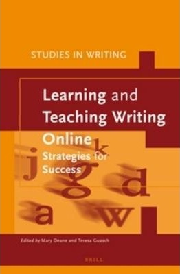 teaching writing techniques Teaching academic esl writing: this text offers a compendium of techniques for teaching writing, grammar, and lexis to second-language learners that will help.