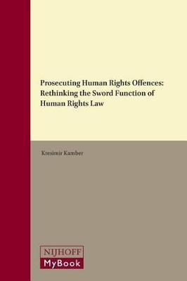 Prosecuting Human Rights Offences
