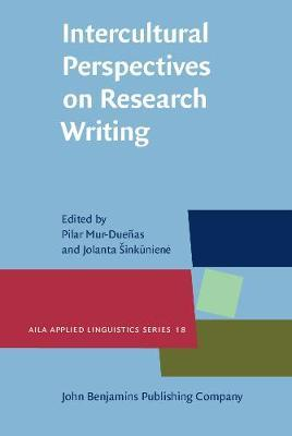Intercultural Perspectives on Research Writing
