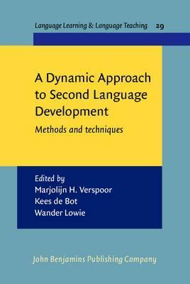 A Dynamic Approach to Second Language Development
