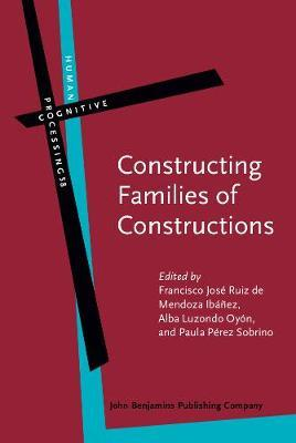 Constructing Families of Constructions  Analytical perspectives and theoretical challenges